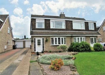 Thumbnail 3 bed semi-detached house for sale in Vancouver Avenue, Radcliffe-On-Trent, Nottingham
