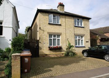 Thumbnail 3 bedroom semi-detached house for sale in Nelson Road, Bishop's Stortford