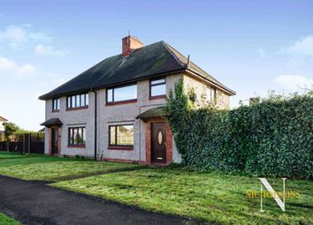 Thumbnail 3 bed semi-detached house for sale in Flemming Drive, Woodbeck, Nottinghamshire
