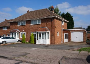 Thumbnail 2 bed semi-detached house for sale in Felstone Road, Birmingham