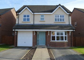 Thumbnail 4 bed detached house for sale in Wheatley Drive, Castleford