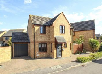 Thumbnail 3 bed detached house to rent in Aylesford Grove, Monkston, Milton Keynes