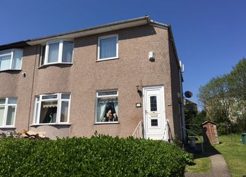 Thumbnail 2 bed flat for sale in Newcroft, Croftfoot, Glasgow