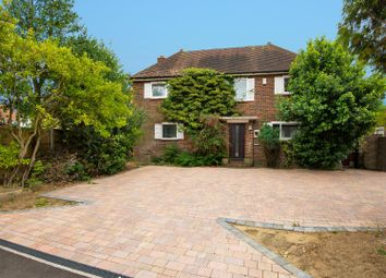 Thumbnail 4 bed detached house for sale in The Droveway, St Margarets Bay, Dover