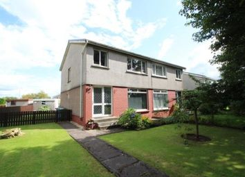 3 bed semi-detached house for sale in Worsley Crescent, Newton Mearns, East Renfrewshire G77