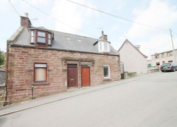 Thumbnail 2 bed semi-detached house for sale in 16, Castlehill, Cinnabar, Turriff, Aberdeenshire AB534Bd