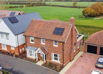 Thumbnail 4 bed detached house for sale in Maple Close, Writtle, Chelmsford
