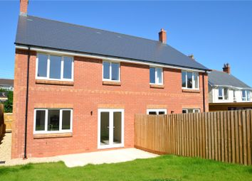 Thumbnail 4 bed semi-detached house for sale in Higher Mill Lane, Cullompton, Devon