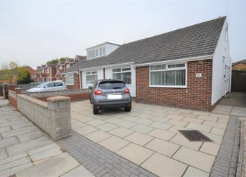 Thumbnail 2 bed semi-detached bungalow for sale in Litherland Avenue, Moreton, Wirral