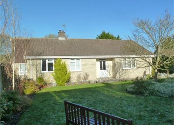 Thumbnail 4 bed detached bungalow for sale in High Street, North Wootton, Shepton Mallet, Somerset