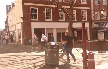 Thumbnail Retail premises to let in 17-18 High Street, Kidderminster, Worcestershire