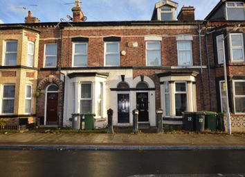 Thumbnail 3 bed terraced house to rent in Winstanley Road, New Ferry, Wirral