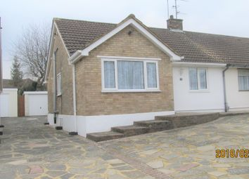 Thumbnail 2 bed bungalow to rent in Hilborough Way, Farnborough Kent