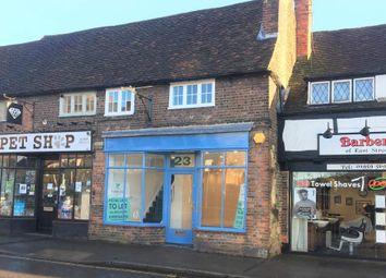 Thumbnail Retail premises to let in 23 High Street, Westerham