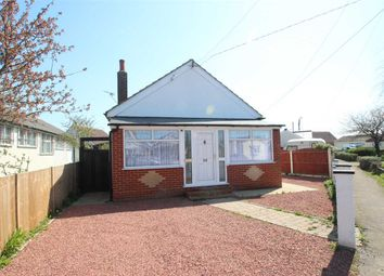 Thumbnail 2 bed bungalow for sale in Beach Crescent, Jaywick, Clacton-On-Sea