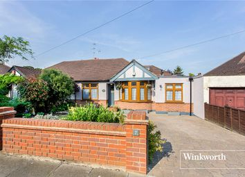 Thumbnail 3 bed semi-detached bungalow for sale in Weirdale Avenue, Whetstone, London