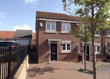 Thumbnail 2 bed end terrace house for sale in William Brown Square, Chesterfield, Derbyshire