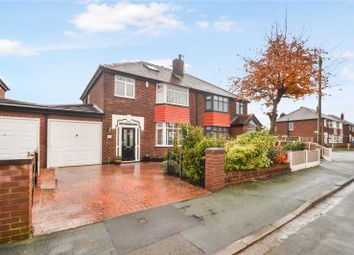 3 bed semi-detached house for sale in Silverdale Road, Warrington WA4