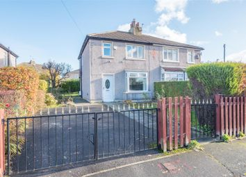 Thumbnail 3 bed semi-detached house for sale in Lodore Place, Bradford