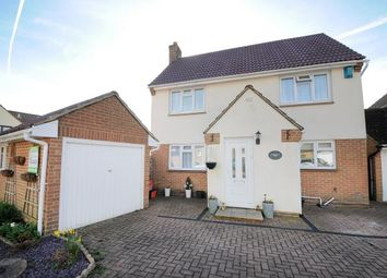 Thumbnail 3 bed detached house for sale in Bainbridge Close, Grange Park, Swindon, Wiltshire