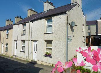 Thumbnail 3 bed end terrace house for sale in Glanafon Street, Bethesda, Bangor