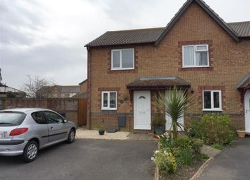 Thumbnail 2 bed terraced house to rent in Maskew Close, Chickerell, Weymouth