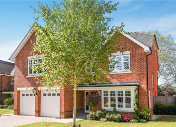Thumbnail 5 bedroom detached house for sale in Chapel Pines, Camberley, Surrey