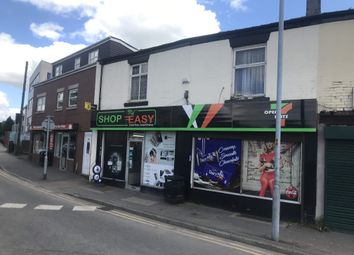 Thumbnail Retail premises for sale in Entwisle Road, Rochdale