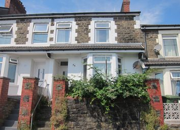 Thumbnail 4 bed property to rent in Kingsland Terrace, Treforest, Pontypridd