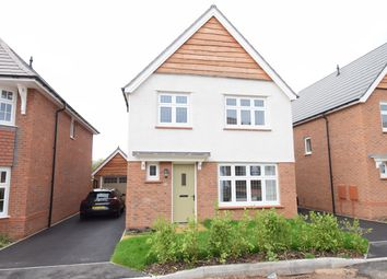 Thumbnail 3 bedroom detached house for sale in The Maltings, Llantarnam, Cwmbran