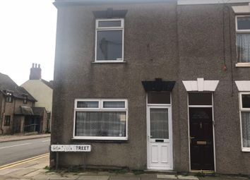 Thumbnail 2 bed terraced house to rent in Grafton Street, Grimsby