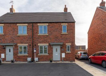 Thumbnail Semi-detached house for sale in Cornflower Road, Moreton In Marsh, Gloucestershire