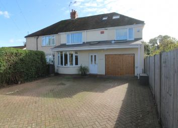 Wolverton Road, Newport Pagnell, Buckinghamshire MK16. 5 bed semi-detached house for sale