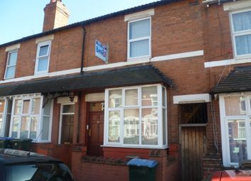 Thumbnail 4 bed terraced house to rent in Harley Street, Coventry