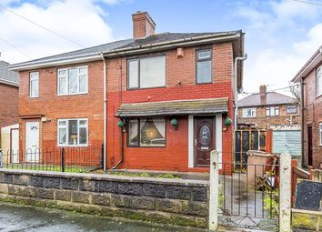 Thumbnail 3 bed semi-detached house for sale in Bryant Road, Abbey Hulton, Stoke-On-Trent