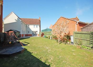 Thumbnail 4 bed detached house for sale in Custerson Drive, Black Notley, Braintree