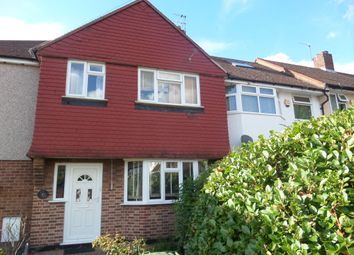 Thumbnail 4 bed terraced house for sale in Conisborough Crescent, London