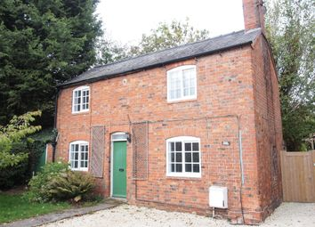 Thumbnail 2 bed cottage to rent in Main Street, Tur Langton, Leicestershire