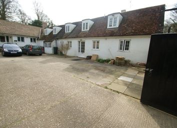 Thumbnail 2 bed semi-detached house to rent in Thruxton, Andover