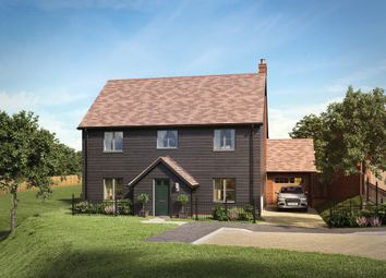 "Thumbnail 4 bed property for sale in ""The Calder II"" at Highlands Lane, Rotherfield Greys, Henley-On-Thames"