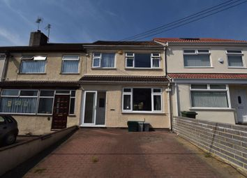 Spring Hill, Kingswood, Bristol BS15. 3 bed terraced house