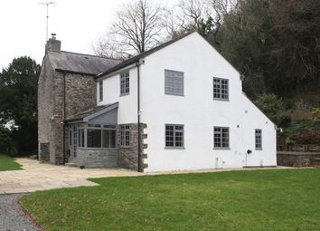 Thumbnail 4 bed detached house to rent in Mill Hill, Tavistock