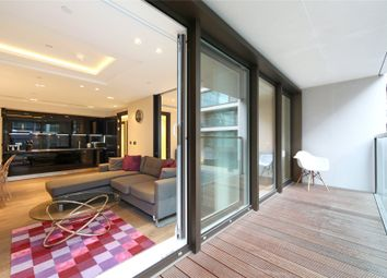 Thumbnail 3 bed flat for sale in Charles House, Kensington High Street, London