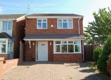 Thumbnail 4 bed detached house to rent in Streeton Way, Earls Barton, Northampton