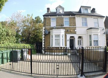 Thumbnail Studio to rent in Bulwer Road, London, Greater London.