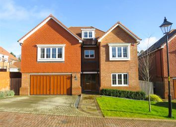 Thumbnail 5 bed detached house for sale in Shire Lane, Haywards Heath