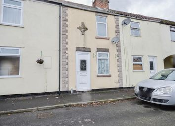 Thumbnail 2 bedroom terraced house for sale in South Street, Crowland, Peterborough