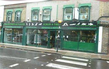Thumbnail Retail premises to let in 135-139 Balaam Street, Plaistow, London