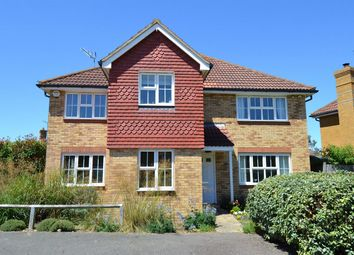 4 bed detached house for sale in Lodge Field Road, Chestfield, Whitstable CT5