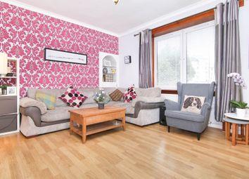 Thumbnail 2 bed flat for sale in Hawkhill Avenue, Edinburgh